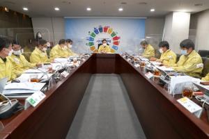제19회 지속가능발전 정책조정회의(2021. 1. 28)